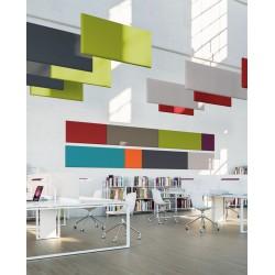 Panneaux suspendus verticaux Haut 45 cm