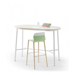 Table haute CAFET  1 500 x 800 mm