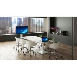 EGIC' MEDIA série 1  mobilier de réunion et visioconférence