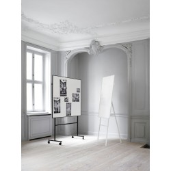 Tableau Mobile Double Face Blanc - ONE