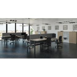 Bureau Réglable Mécanique Long 140 cm-ENVOL CLASSIC