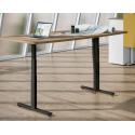 Table Réunion Rectangulaire Long 180 cm Réglable hauteur- ADEMA+