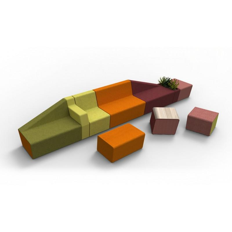 mendi chauffeuse 1 place. Black Bedroom Furniture Sets. Home Design Ideas