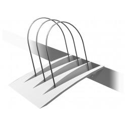 Viewmate plateau classeurs - option 180