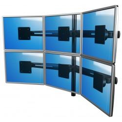 Système multi-écrans-bureau 633