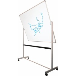 Tableau rotatif axe horizontal