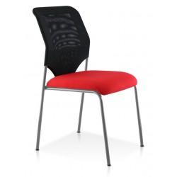 CLOE chaise polyvalente 4 pieds Alu