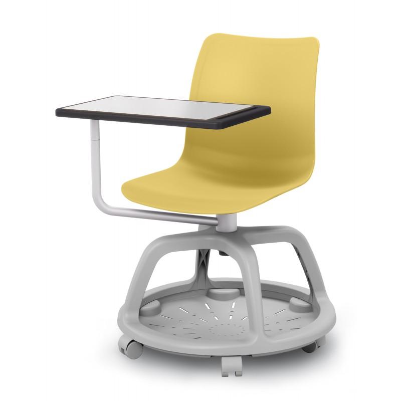 chaise formation sur roulettes. Black Bedroom Furniture Sets. Home Design Ideas