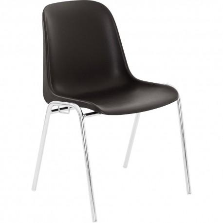 Chaise coque ELENA