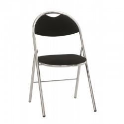 Chaise pliante JODY tissu