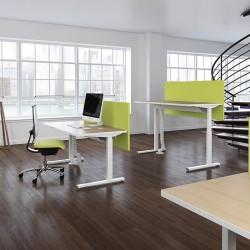 ADEMA+ bureau réglable en hauteur électriquement