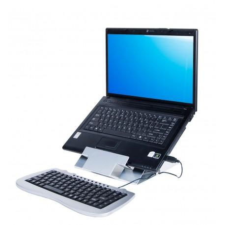 Réhausseur ordinateur portable - réglable 388