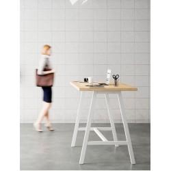 Cohésion table haute L 180 x P 90 cm