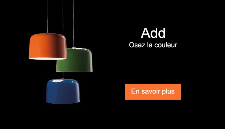 Add - Osez la couleur